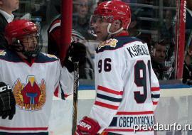 Екатеринбург вновь примет хоккейный Матч звезд. На лед выйдут Куйвашев и Шипулин