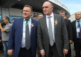 Дубровский открыл главную агровыставку Челябинской области