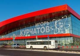 Туман парализовал работу аэропортов Челябинска и Магнитогорска