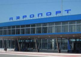 Аэропорт Кургана отключают от водоснабжения