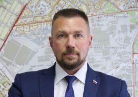 Орлов уволил главу Железнодорожного района Екатеринбурга