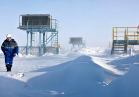 Газпром добыча Надым изолировала 20 вахтовиков с подозрением на коронавирус