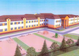 ГУС Тюменской области заключило контракт на строительство школы в Увате