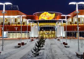 В Сургуте началась массовая эвакуация из ТЦ из-за сообщения о бомбе