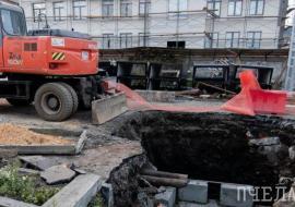 В мэрии Челябинска раскрыли причину крупной аварии на теплосетях