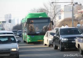 Администрация Екатеринбурга нашла поставщика автобусов за 103 миллиона