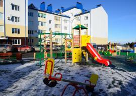 Депутаты оценили комфорт дворов Ханты-Мансийска