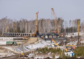 Свердловские власти рассчитывают на 2 миллиарда госказны для строительства ЕКАД