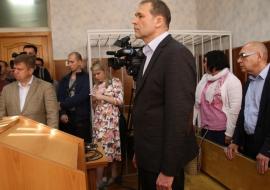 Экс-главу Верх-Исетского района Екатеринбурга приговорили к трем годам колонии