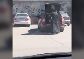 ГИБДД проверит перевозившего в багажнике ребенка священника