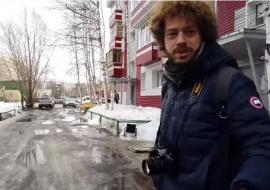 Илья Варламов в Сургуте