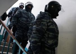 Сотрудники ФСБ провели обыск в свердловском МУПе