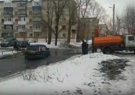 Крупная коммунальная авария заблокировала в домах жителей Челябинска