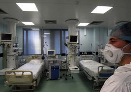 Оперштаб сообщил о 5 новых больных COVID-19 в Свердловской области