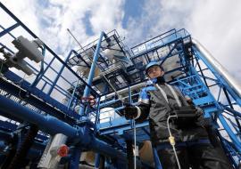 «Газпромнефть-Хантос» увеличил запасы на 10,4 миллиона тонн
