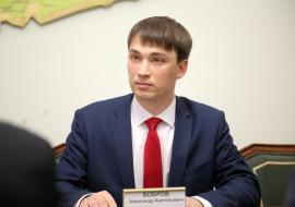 В Курганской области уволился глава инвестфонда правительства Шумкова