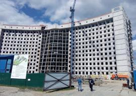 ФАС отменила аукцион на завершение строительства больницы в Нижневартовске