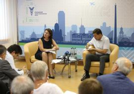 Бизнесмены попросили Куйвашева очистить соцучреждения от фальсификата