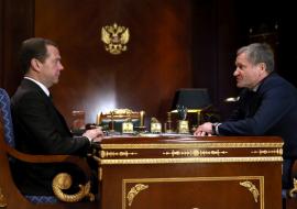 Медведев и Кокорин