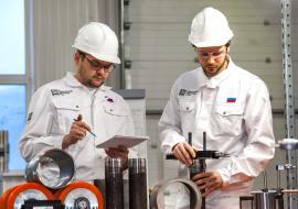 ПНТЗ подтвердил соответствие стандартам «Газпрома»