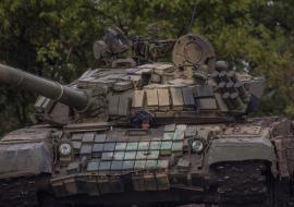 Уральскую танковую дивизию подняли на учения в Челябинской области