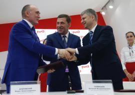 Куйвашев и Дубровский договорились с РЖД о ВСМ Екатеринбург – Челябинск