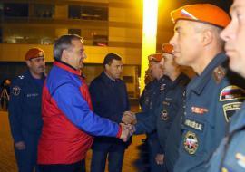 Свердловских спасателей отправят на курсы английского к ЧМ-2018