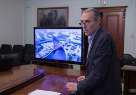 Строительство делового центра к ШОС в Челябинске стартует в 2018 году