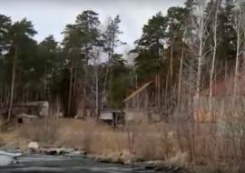 Экологи сообщили прокуратуре о новой стройке на берегу озера Тургояк