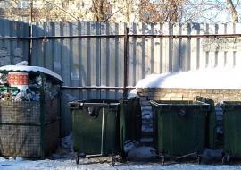 Челябинский регоператор ТКО «ЦКС» сообщил о ликвидации контейнеров для раздельного сбора мусора