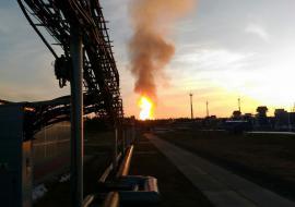 Эксперты не нашли следов внешнего воздействия на вспыхнувший газопровод «Газпром трансгаз Югорска»