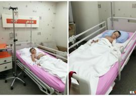Двух детей из Екатеринбурга облили горящим маслом в турецком отеле