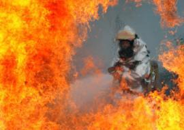 «Газпром трансгаз Югорск» скрыл информацию о пожаре на объекте в ЯНАО