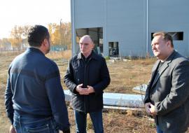 Дубровский поддержит производство осетра на Южном Урале
