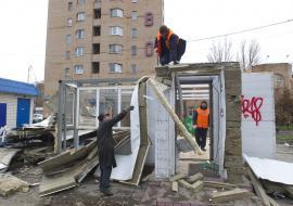 Мэрия Екатеринбурга со второй попытки продавила через думу конфликтное положение о киосках