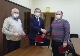 Курганскому ТОСЭР «Далматово» пообещали трех новых резидентов