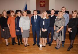 Председатель Челябинского облсуда сообщил о назначении 8 судей