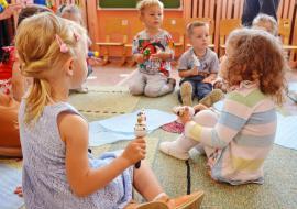 В Екатеринбурге откроется 27 детсадов для детей силовиков и медиков