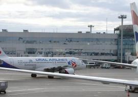 «Уральские авиалинии» задержали три рейса в Екатеринбург