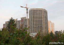 Владельцев квартир в ЖК «Кольцовский дворик» в Екатеринбурге признали «обманутыми дольщиками»