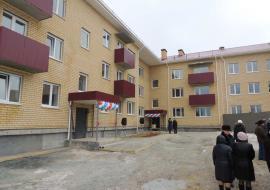 Прокуратура заставила свердловские власти обеспечить сирот жильем