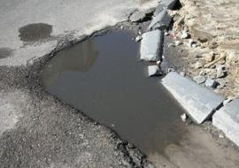 Администрация Югорска дезинформировала ОНФ о ремонте дорог