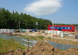 «Русград» затянул работы по строительству спортобъекта за 190 миллионов