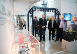 В столице ХМАО открылась выставка «Приобское: место рождения»