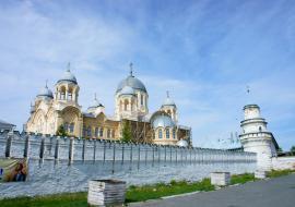 Монастырь в Верхотурье закрыли на карантин после заражения настоятеля COVID-19