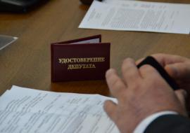 В свердловском ЗакСо предложили запретить иностранное гражданство для депутатов
