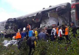 Скончался первый пострадавший при столкновении поезда и «КАМАЗа» в ХМАО