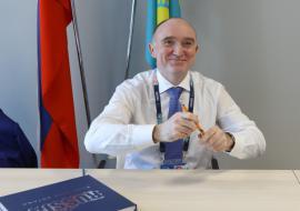 Дубровский презентовал Южный Урал на «ЭКСПО-2017» в Астане