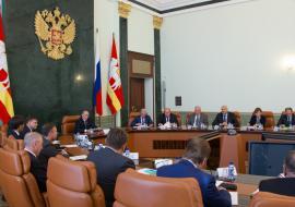 Дубровский поставил приоритетные проекты под особый контроль