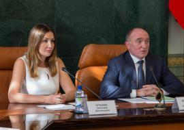 Дубровский простимулирует лидеров рейтинга инвестпривлекательности миллионными грантами